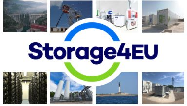 Bromine Technology batteries highlighted on the #Storage4EU campaign
